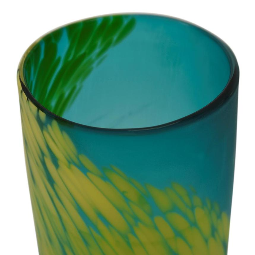 Stripes Small Glass Vase  alternate image, 2 of 3 images.