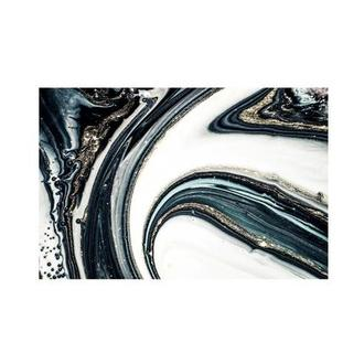 Topaz Breeze Acrylic Wall Art