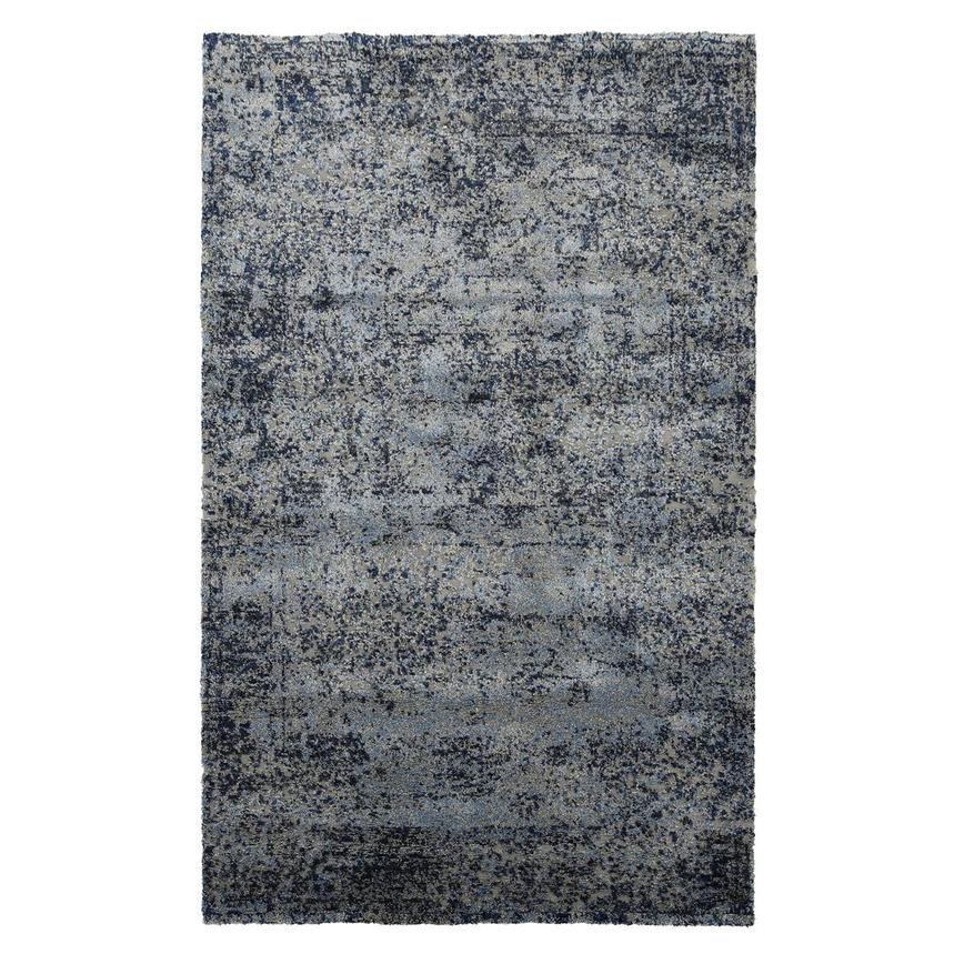 Viera Blue/Gray 5' x 8' Area Rug  main image, 1 of 3 images.