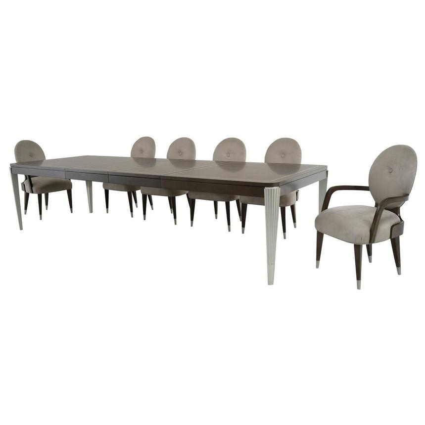 Roxbury Park 5-Piece Formal Dining Set  alternate image, 2 of 15 images.