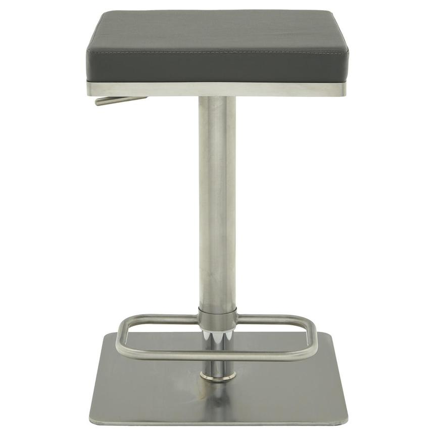 Allie Gray Adjustable Stool  alternate image, 2 of 9 images.