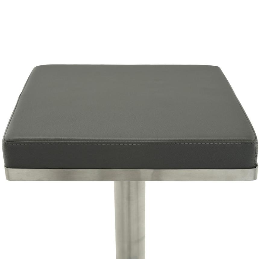 Allie Gray Adjustable Stool  alternate image, 6 of 8 images.