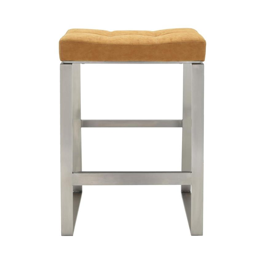 Sabriel Yellow Counter Stool  main image, 1 of 6 images.