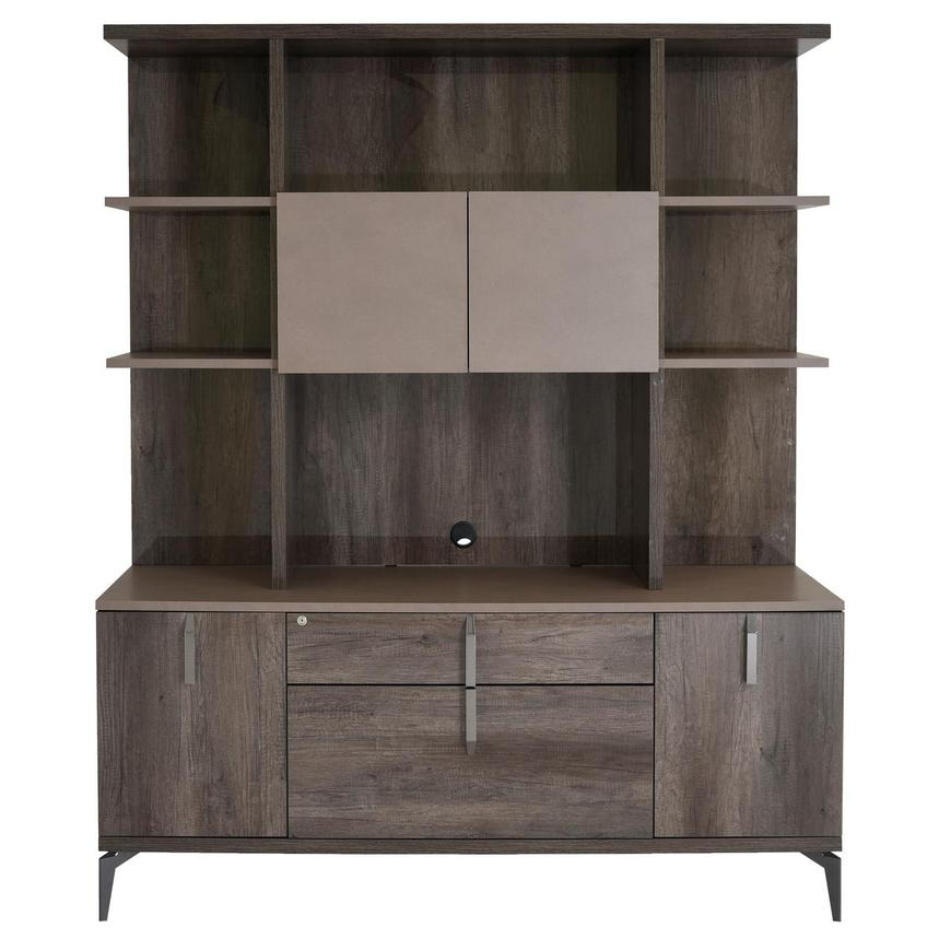 Matera Credenza w/Hutch  main image, 1 of 12 images.