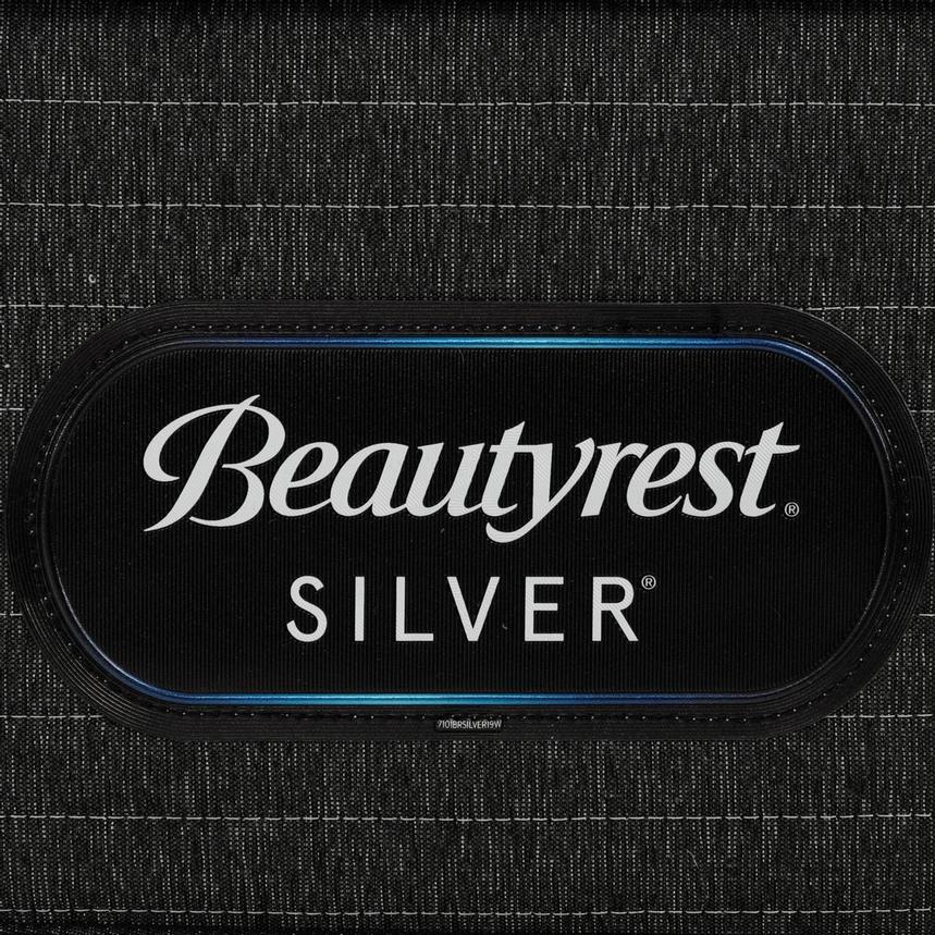 BRS900-ET-MS King Mattress by Simmons Beautyrest Silver  alternate image, 5 of 6 images.