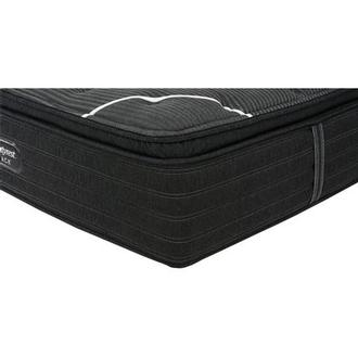 BRB-C-Class PT King Mattress by Simmons Beautyrest Black
