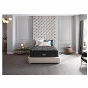 BRB-C-Class PT King Mattress w/Low Foundation by Simmons Beautyrest Black  alternate image, 2 of 6 images.