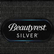 BRS900-ET-MS King Mattress w/Regular Foundation by Simmons Beautyrest Silver  alternate image, 5 of 6 images.