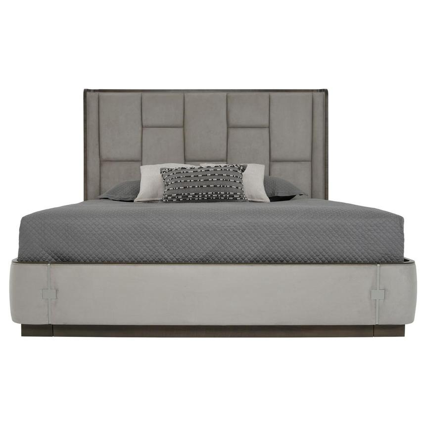 Roxbury Park Queen Platform Bed  main image, 1 of 6 images.