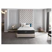 BRB-L-Class Firm Queen Mattress w/Low Foundation by Simmons Beautyrest Black  alternate image, 2 of 6 images.