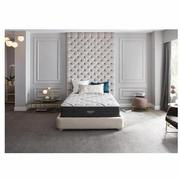 BRB-L-Class MF Queen Mattress w/Low Foundation by Simmons Beautyrest Black  alternate image, 2 of 6 images.