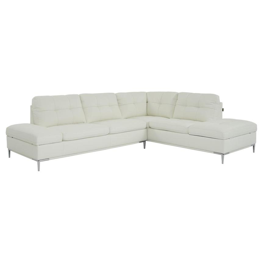 Shelby Corner Sofa w/Right Chaise  main image, 1 of 10 images.
