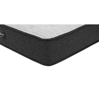 BRS900-TT-Plush Twin Mattress by Simmons Beautyrest Silver