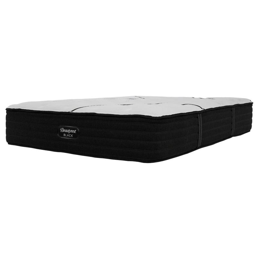 BRB-L-Class MF Twin XL Mattress by Simmons Beautyrest Black  alternate image, 3 of 6 images.