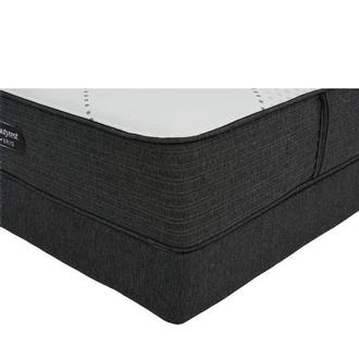 BRX 1000-IP-MS Twin XL Mattress w/Low Foundation by Simmons Beautyrest Hybrid