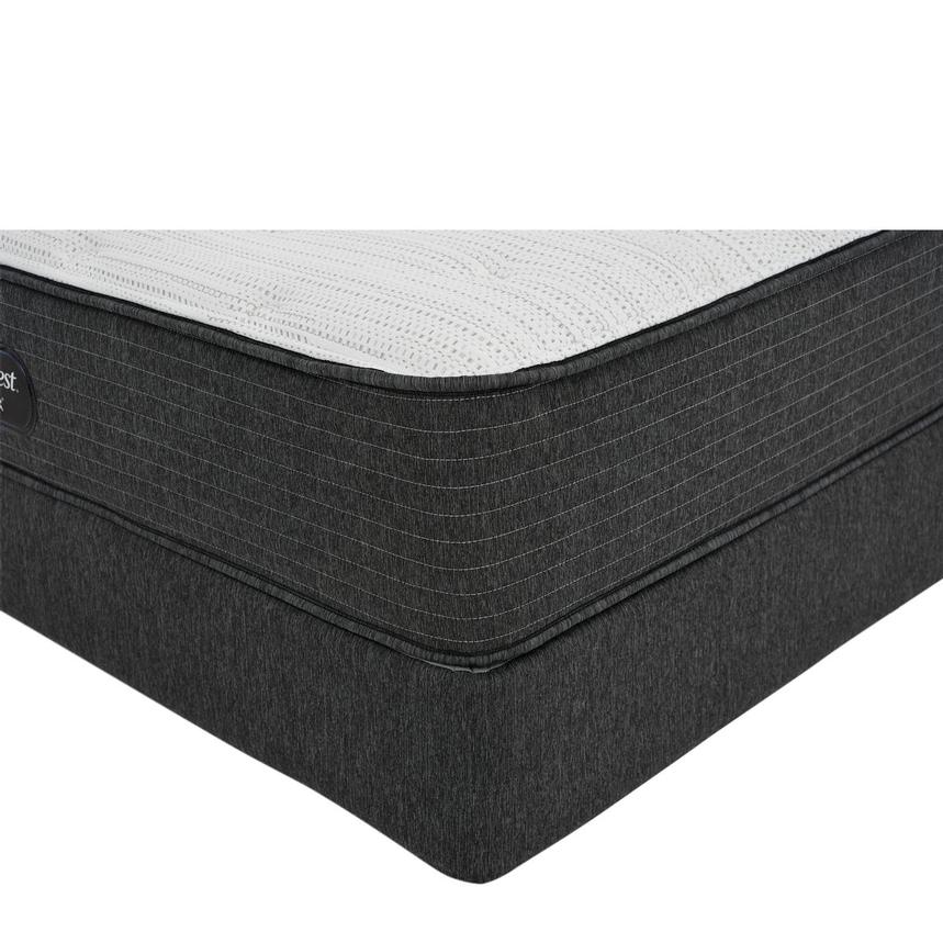 BRBS900-TT-MF Twin XL Mattress w/Regular Foundation by Simmons Beautyrest Silver  main image, 1 of 6 images.