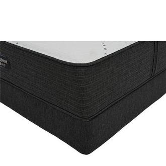 BRX 1000-Firm Twin XL Mattress w/Regular Foundation by Simmons Beautyrest Hybrid