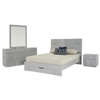 Nicole 4-Piece Full Bedroom Set