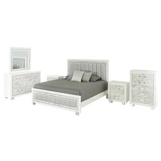 Alessandra 6-Piece Queen Bedroom Set