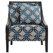 Anchor Accent Chair w/2 Pillows  alternate image, 2 of 10 images.