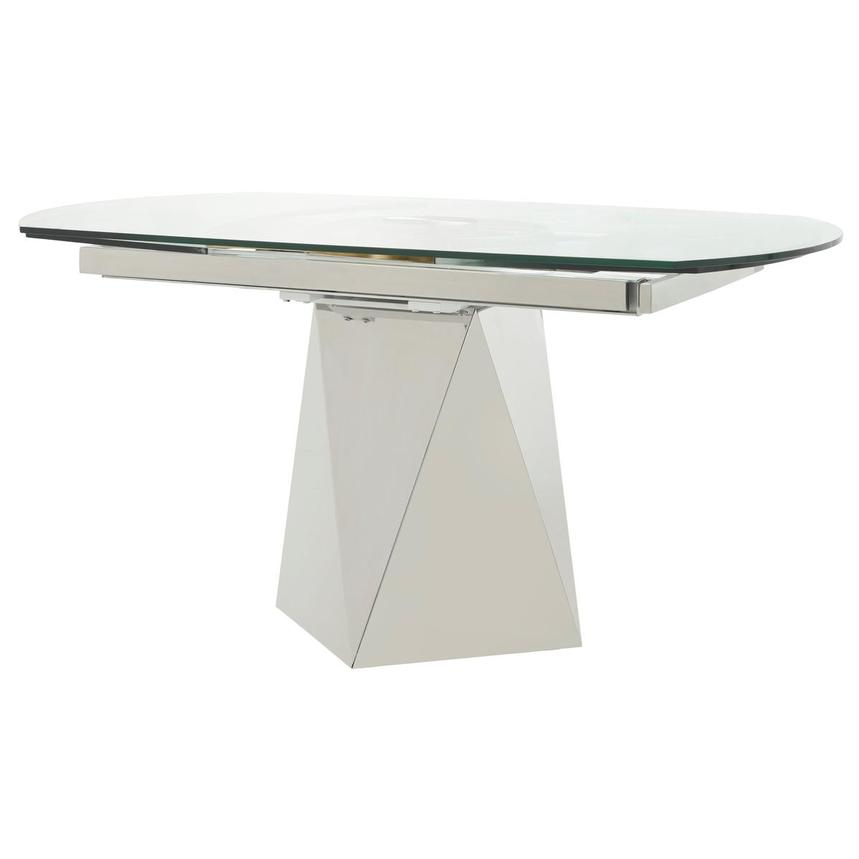 Ulona Extendable Dining Table  alternate image, 2 of 6 images.