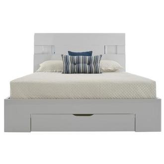 Nicole Queen Storage Bed