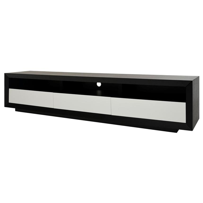 Contour II Black TV Stand  alternate image, 2 of 7 images.