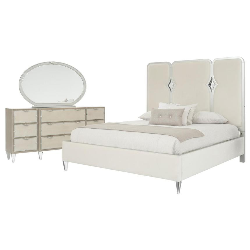 Camden Court 3-Piece King  Bedroom Set  main image, 1 of 4 images.