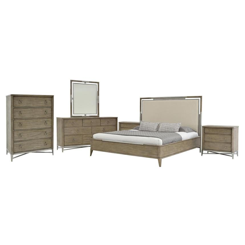 Zophie 6-Piece Queen Bedroom Set  main image, 1 of 7 images.