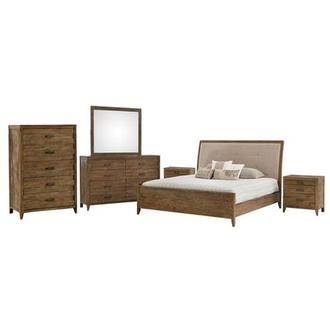 Turino 6-Piece Queen Bedroom Set