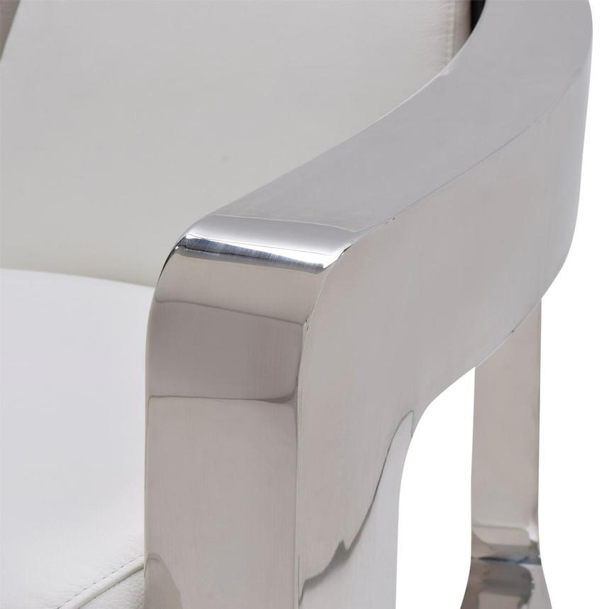 Groovy Aviator Ii Leather Accent Chair Machost Co Dining Chair Design Ideas Machostcouk