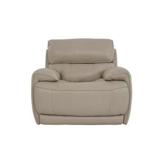 Cody Cream Power Motion Leather Recliner