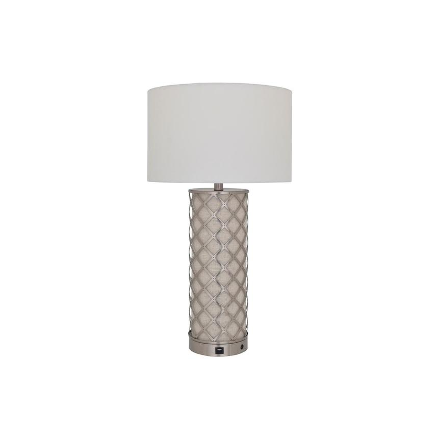 Aria Table Lamp  main image, 1 of 5 images.