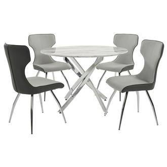 Camille 5-Piece Dining Set