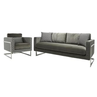 Linear Living Room Set