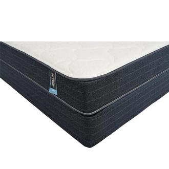 Bay Queen Mattress w/Low Foundation by Carlo Perazzi