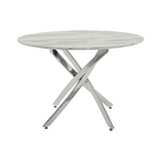 Camille Round Dining Table