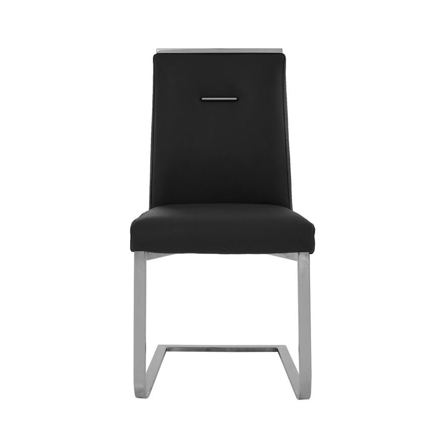 Stina Dark Gray Side Chair  main image, 1 of 7 images.