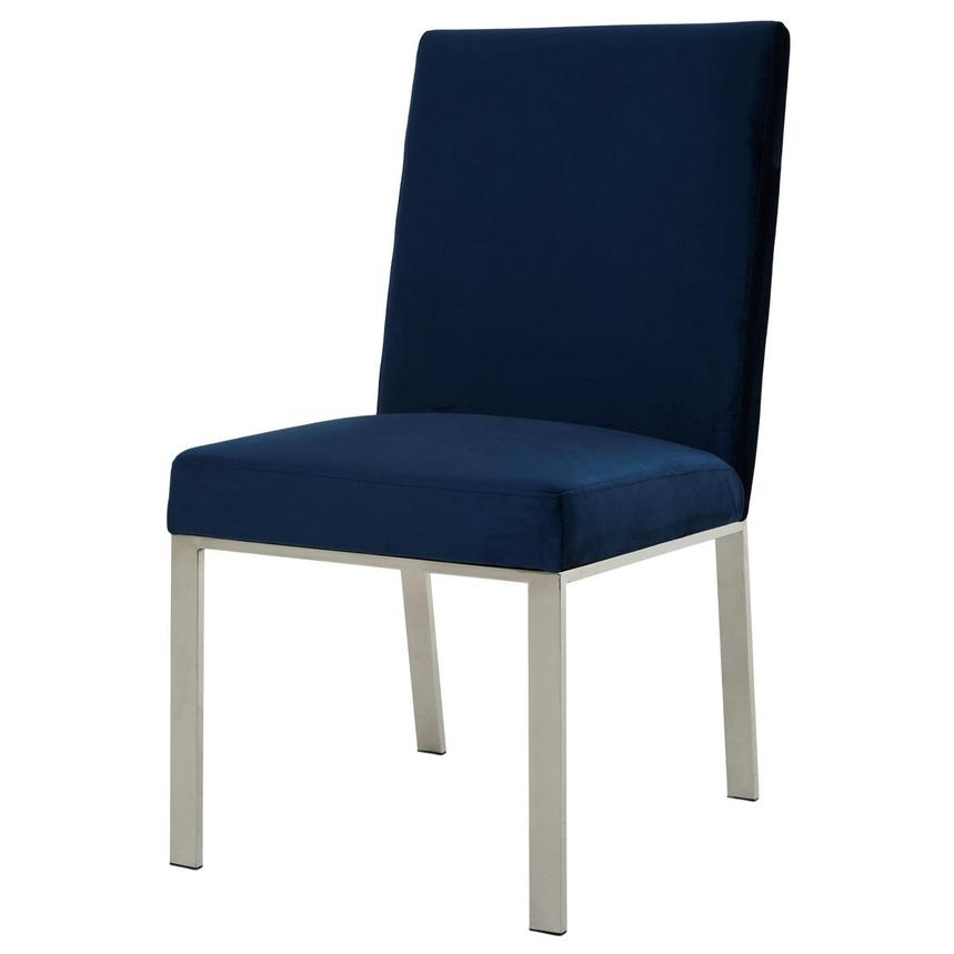 Wellington Blue Side Chair  alternate image, 2 of 6 images.