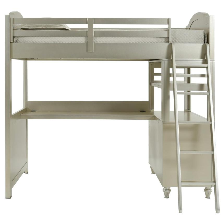 Regency Twin Loft Bed  main image, 1 of 13 images.