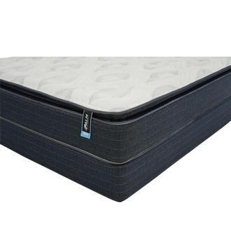 Reef Twin Mattress w/Low Foundation by Carlo Perazzi