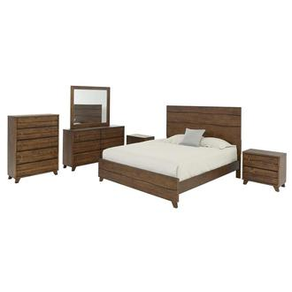 Huckleberry 6-Piece Queen Bedroom Set
