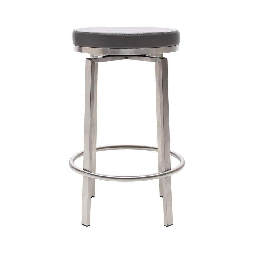 Ryan Gray Swivel Counter Stool  main image, 1 of 6 images.