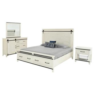 Markus 4-Piece King Bedroom Set