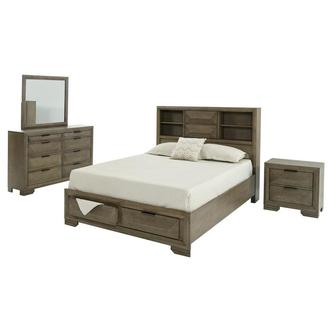 Mathew 4-Piece King Bedroom Set