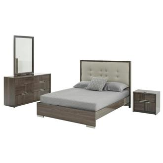 Pamela 4-Piece Queen Bedroom Set