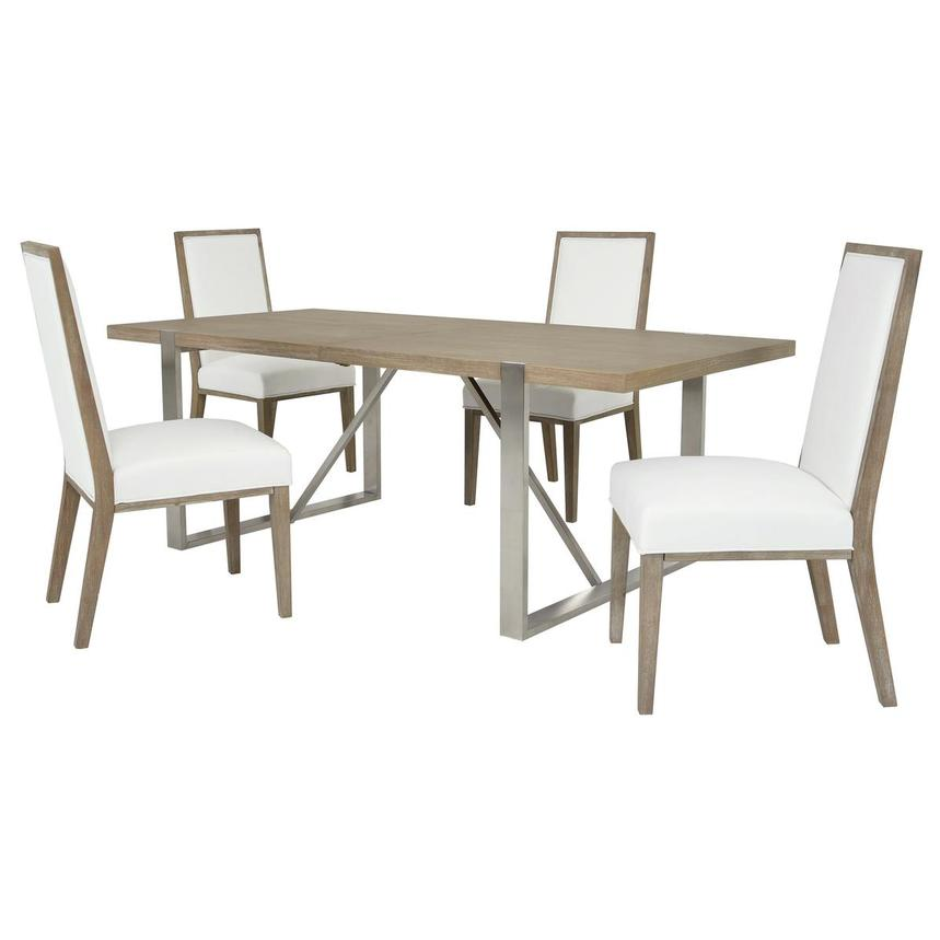 Gage 5-Piece Formal Dining Set  main image, 1 of 14 images.