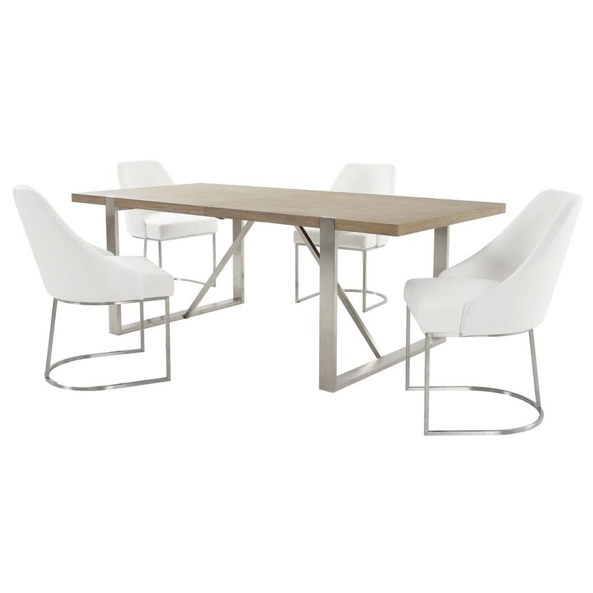 Gage 5-Piece Formal Dining Set  main image, 1 of 15 images.