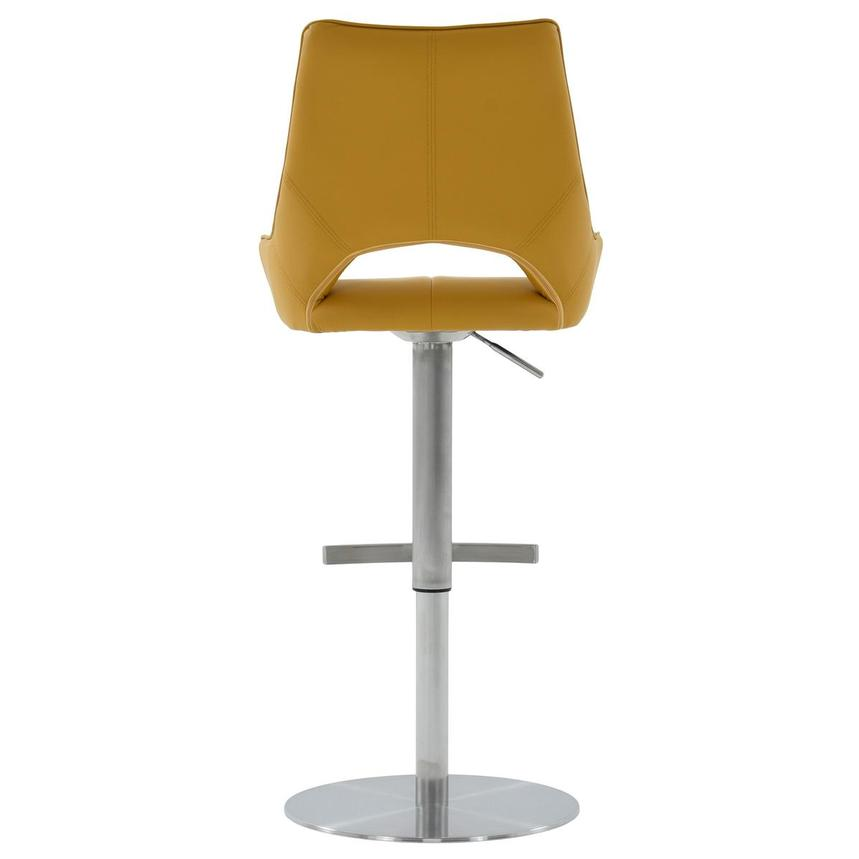 Kalia II Mustard Adjustable Stool  alternate image, 5 of 10 images.