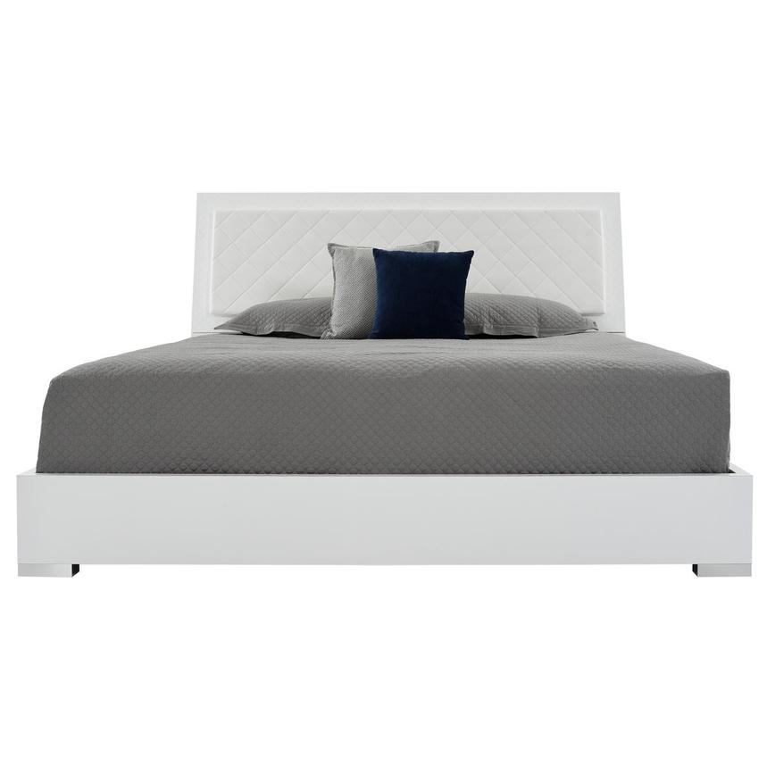 Urbino King Platform Bed  main image, 1 of 2 images.